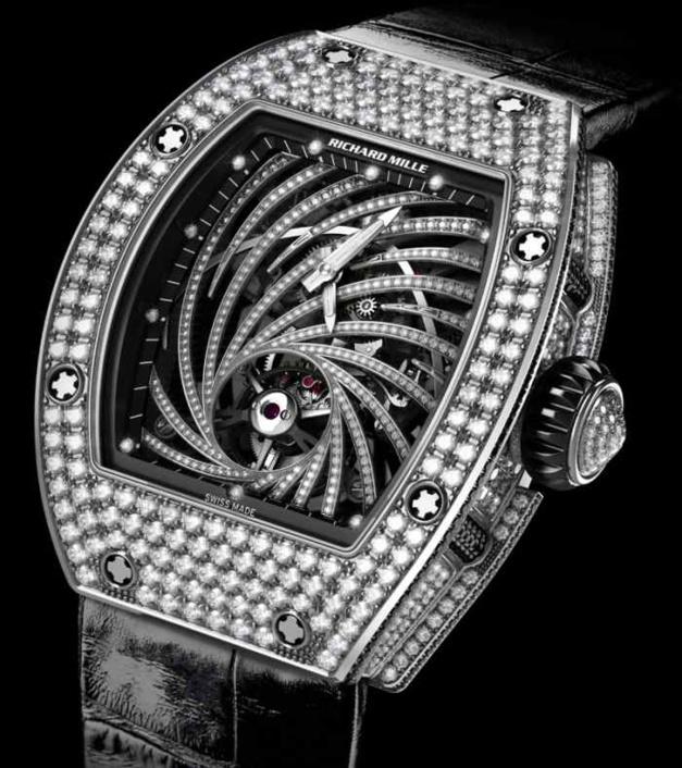 Richard Mille Tourbillon RM 51-02 Diamant Twister