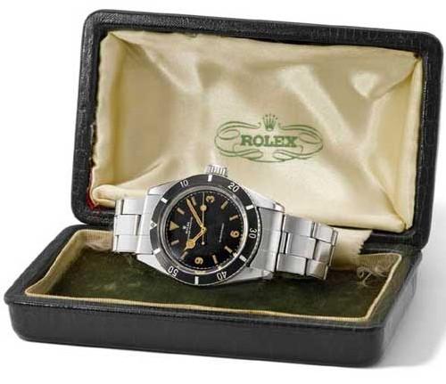 Rolex 6200 James Bond