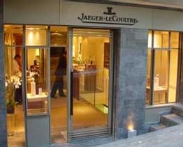 Boutique Jaeger-LeCoultre