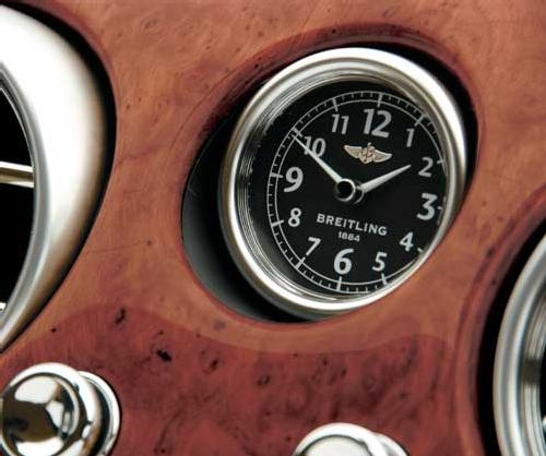 breitling relooke l horloge de bord de la continental gt speed de bentley. Black Bedroom Furniture Sets. Home Design Ideas