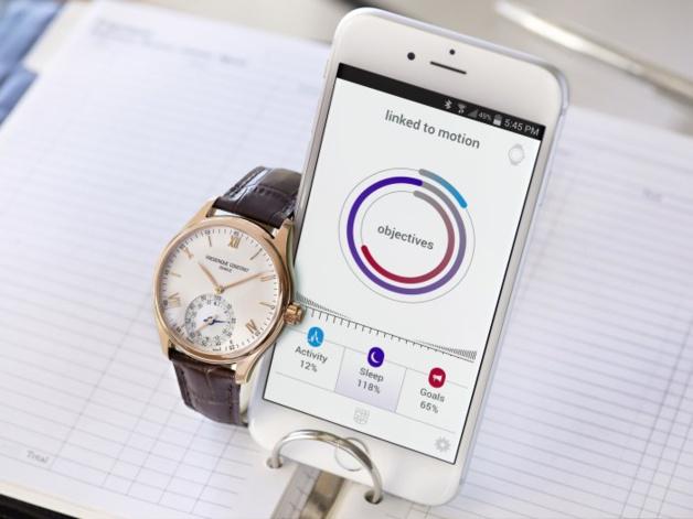 Horological Smarwatch : la montre connectée selon Frédérique Constant et Alpina