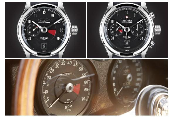 Bremont MKI et MKII - Collaboration avec Jaguar 7543471-11639435