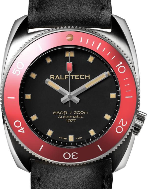 "Ralf Tech WRV ""V"" 1977 Volcano 7551030-11652534"