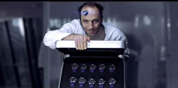 Maurice Lacroix : les joueurs du Barca reçoivent leur montre (vidéo)