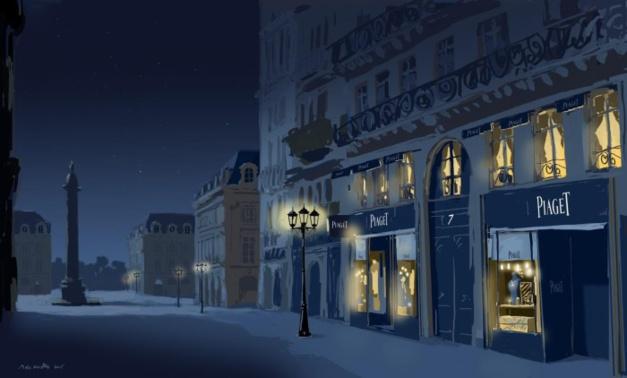 Piaget : ouverture de sa centième boutique à Paris en mai prochain