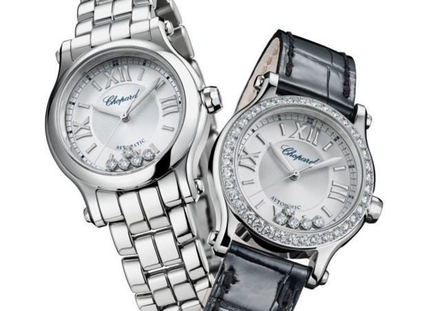 Chopard Happy Sport 30mm Automatic : belle version mécanique en acier