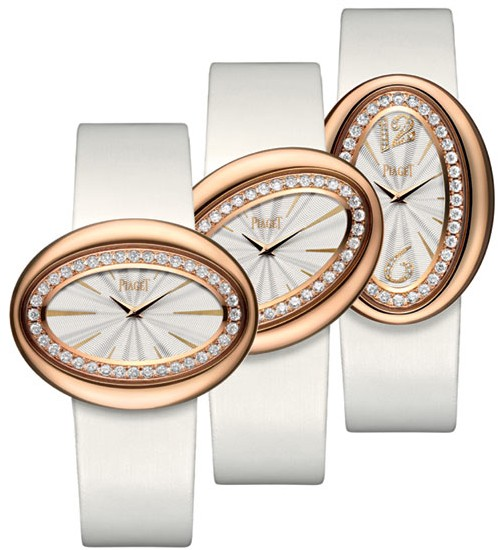 So Magic de Piaget or rose et diamants