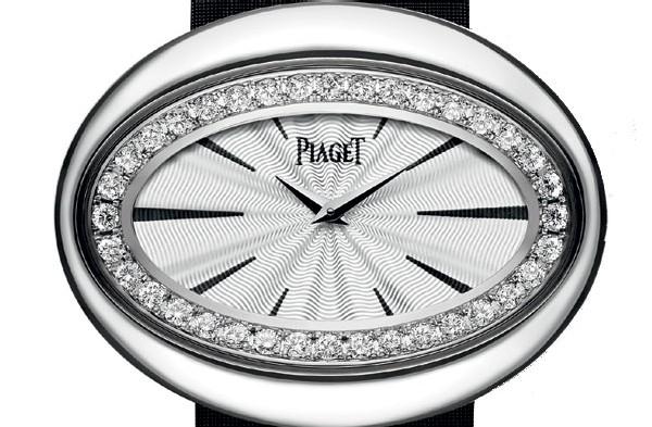 So Magic de Piaget or gris et diamants