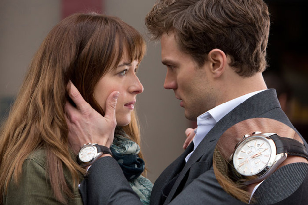 Fifty shades of Grey, DR