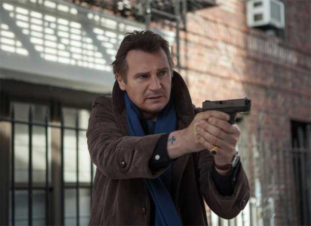 Ballade entre les tombes, Liam Neeson, DR
