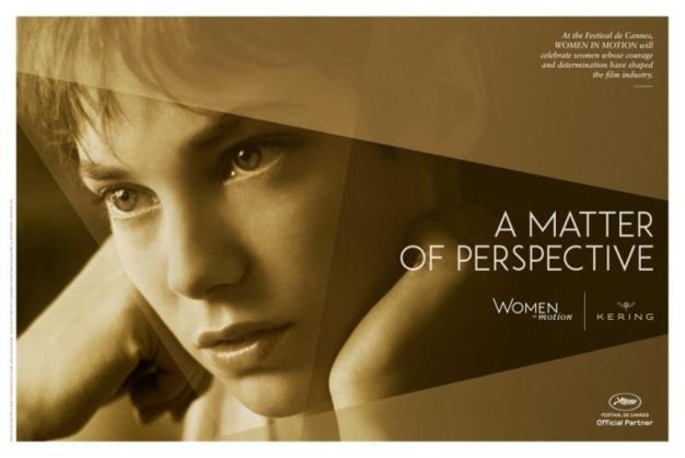 Kering et le Festival de Cannes lancent le programme Women in Motion