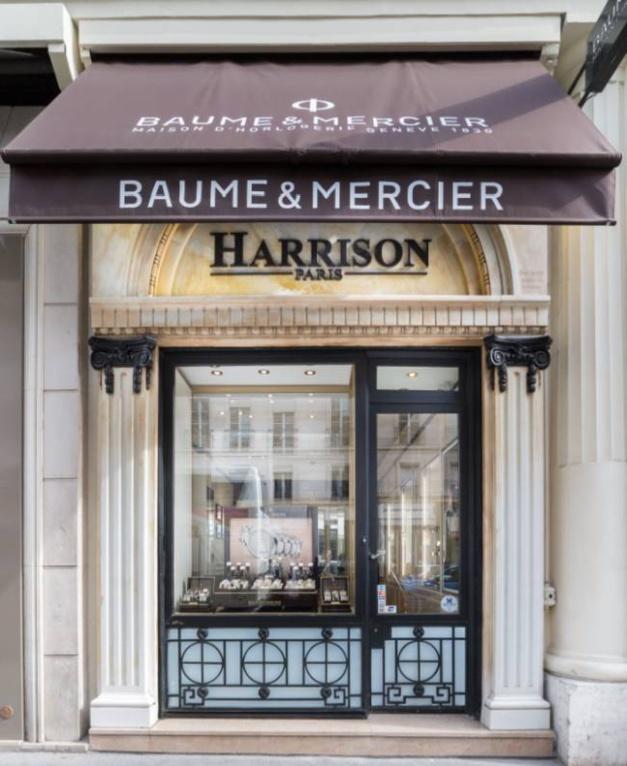 Baume & Mercier : le printemps arrive rue de la Paix chez Harrison