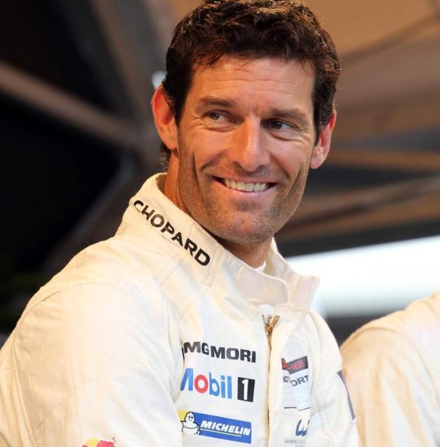 Marc Webber pour Chopard