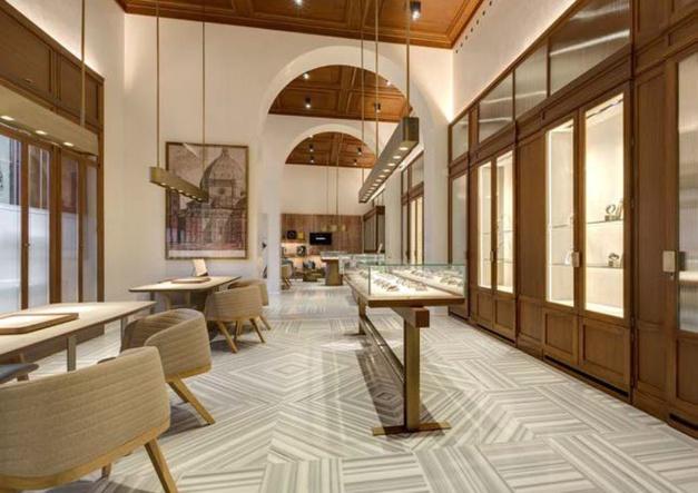 Nouvelle boutique Panerai à Florence