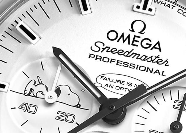 Omega Speedmaster : le retour de Snoopy en hommage à la mission Apollo 13 !