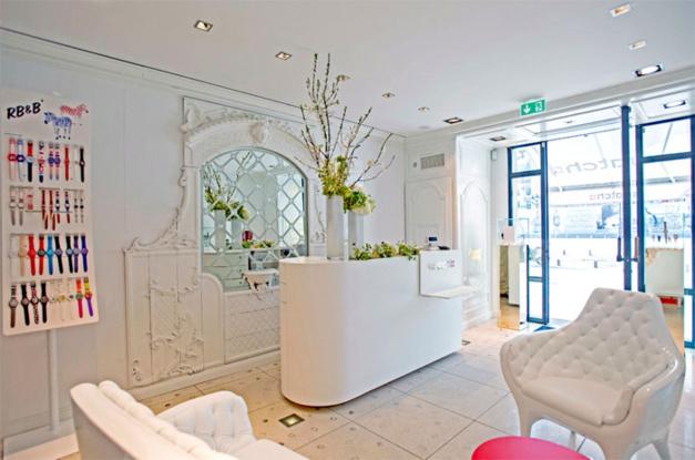Place Vendôme : Swatch se refait une beauté