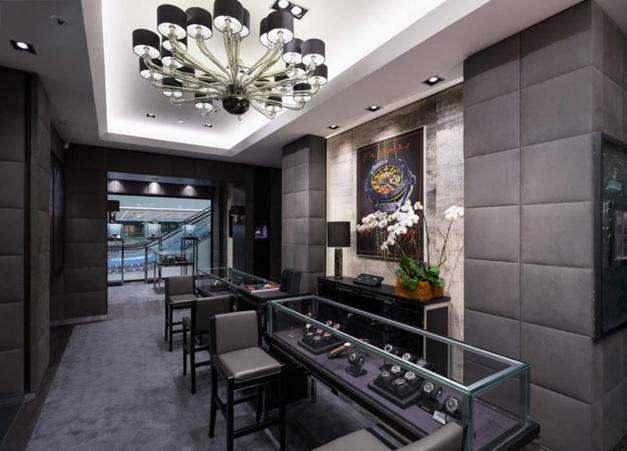Hublot : une nouvelle boutique à Hong Kong dans Ocean Terminal
