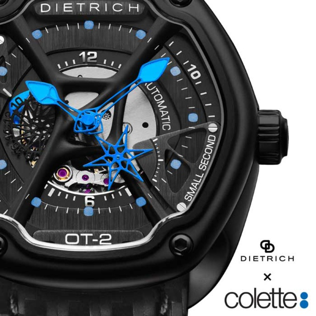 Série limitée Dietrich OT-2 Colette : 18 ans 18 exemplaires