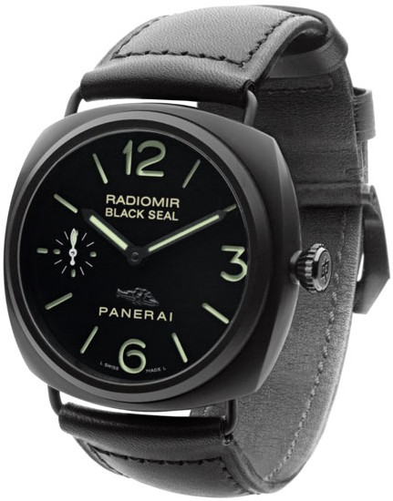 Radiomir Black Seal céramique PAM 292