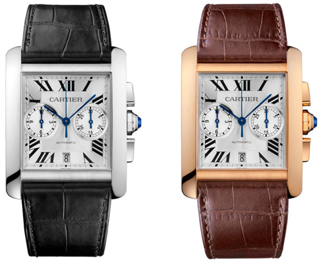 Podium horloger 2014: Rolex, Omega et Cartier