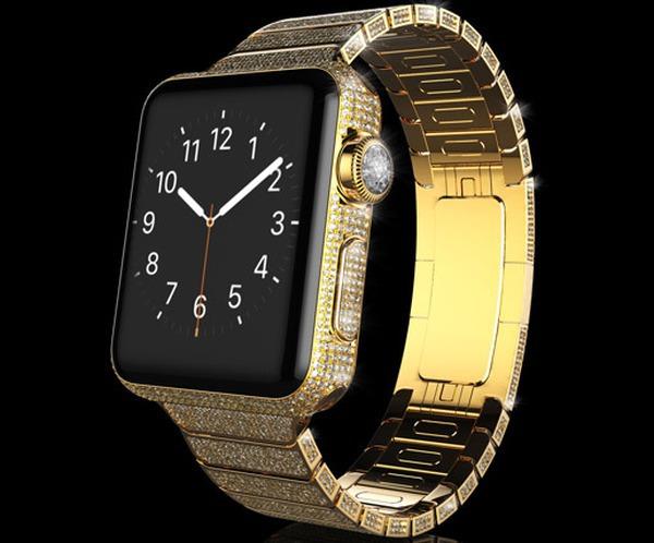 Goldgenie : pour customiser votre Apple Watch