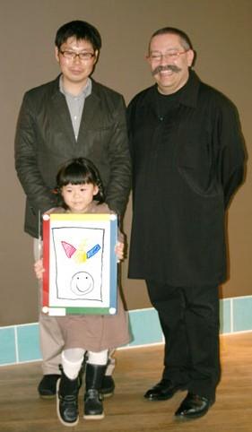 Alain Silberstein au Japon