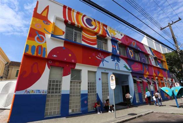 IWC : ouverture d'une bibliothèque pour les enfants malades au Brésil