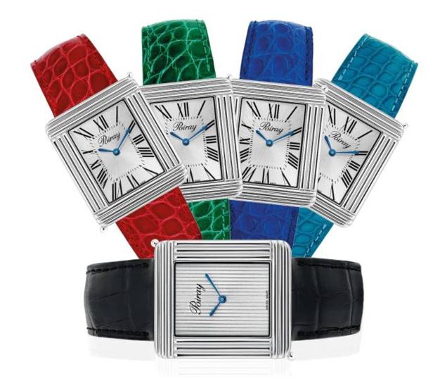 Poiray : Ma Première XL aux bracelets interchangeables