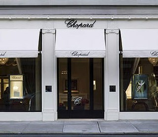 Chopard ouvre une nouvelle boutique au 709, Madison avenue à New York