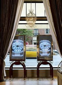 Chopard ouvre une nouvelle boutique au 709, Madison avenue à New York
