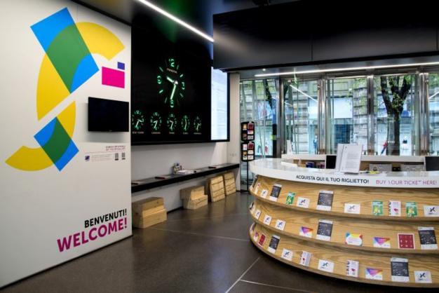 Milan : l'expo universelle à l'heure Panerai
