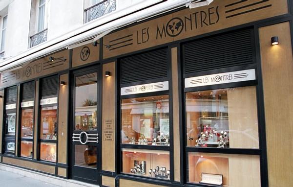 Boutique Les Montres à Paris (16ème)
