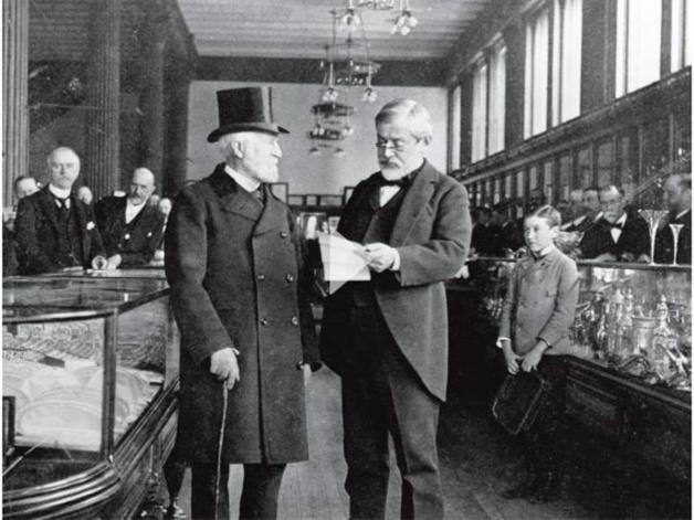 Charles Lewis Tiffany : retour sur la vie du fondateur de Tiffany & co