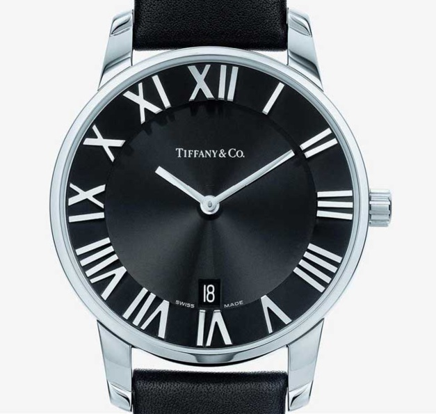 Tiffany & Co, collection Atlas