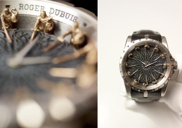 Roger Dubuis Excalibur Table Ronde II : second tour de table pour graal horloger