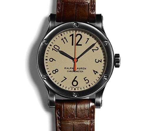 Ralph Lauren RL67 Safari Chronomètre : invitation aux voyages...