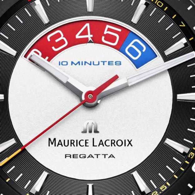 Maurice Lacroix Pontos S Regatta : le temps est... décompté