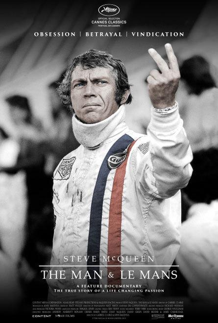 Steve McQueen : The Man & Le Mans