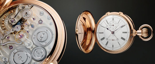 Audemars Piguet : les tous premiers chronos...