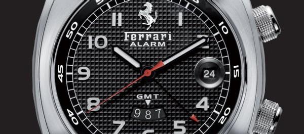 Ferrari Granturismo GMT Alarm