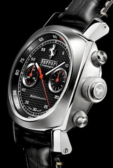 Chronographe Granturismo 40mm Ferrari by Panerai