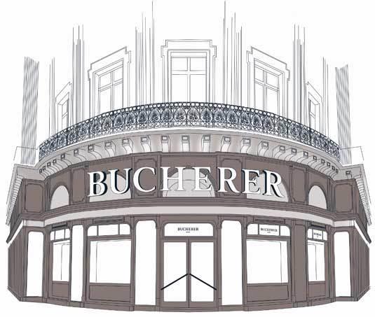 Frédérique Constant s'expose chez Bucherer