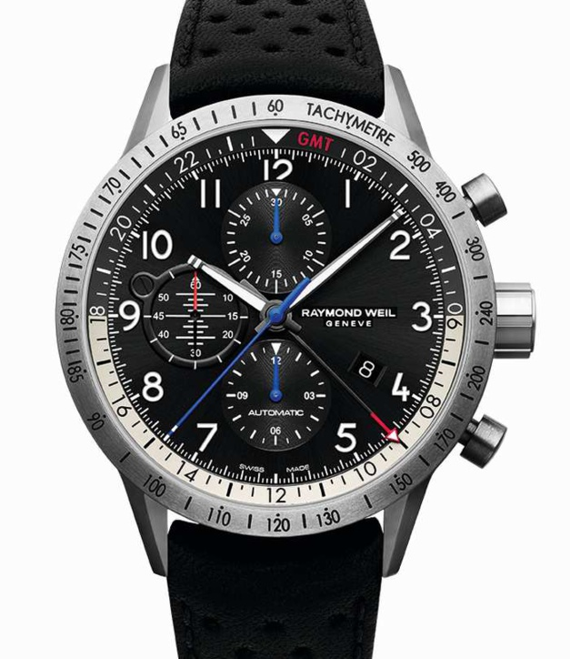 Raymond Weil Freelancer Piper