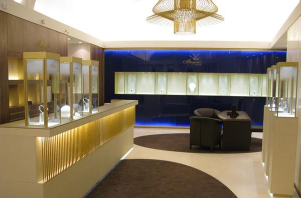 Boutique Breguet à Moscou