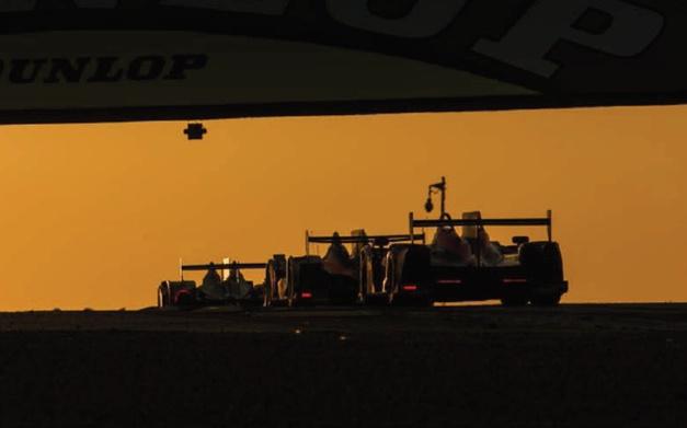 Rolex et les 24h du Mans