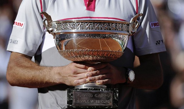 Audemars Piguet remporte Roland-Garros 2015