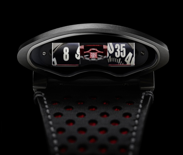 MB&F HMX rouge
