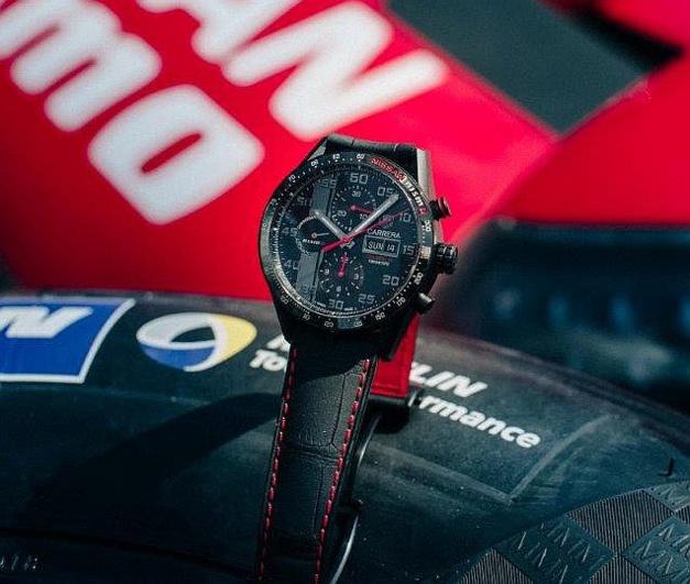 TAG Heuer Carrera Calibre 16 Chronographe Day-Date Nismo