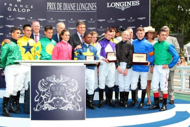 Dimanche 14 juin 2015 : 3ème édition du Prix des Longines Future Racing Stars
