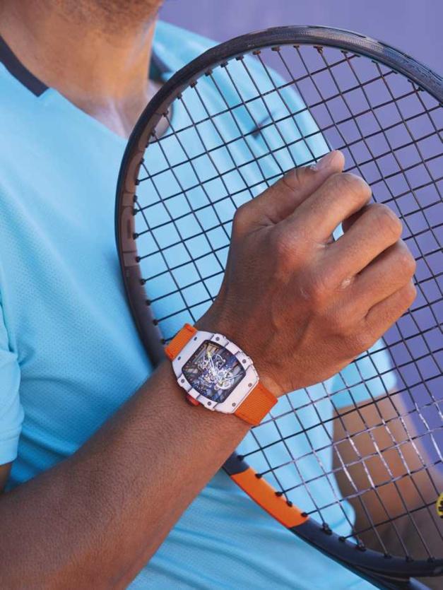 Tourbillon RM 27-02 Rafael Nadal